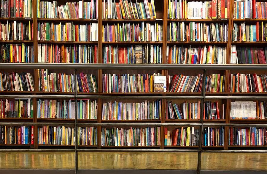Varejo de livros tem mais um mês de queda, aponta GfK