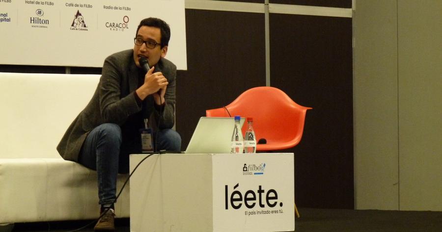 José Diego González é coordenador da área Ecossistema do Livro do Centro Regional para o Fomento do Livro na América Latina e Caribe (Cerlalc)