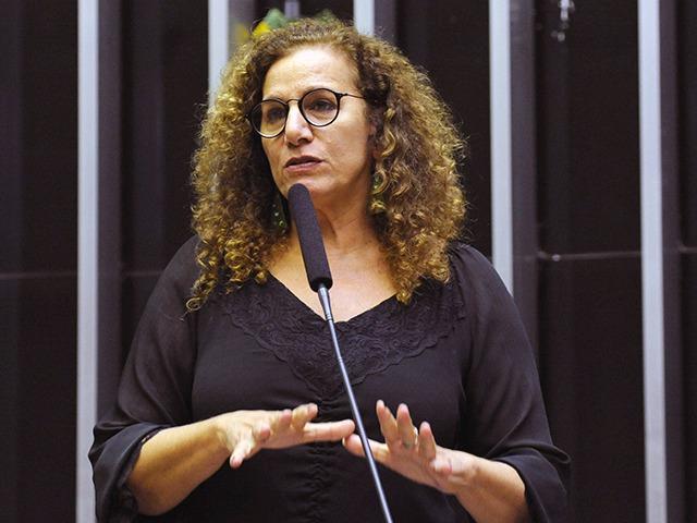 Deputada Jandira Feghali é a autora do projeto da Lei Aldir Blanc | © Câmara dos Deputados