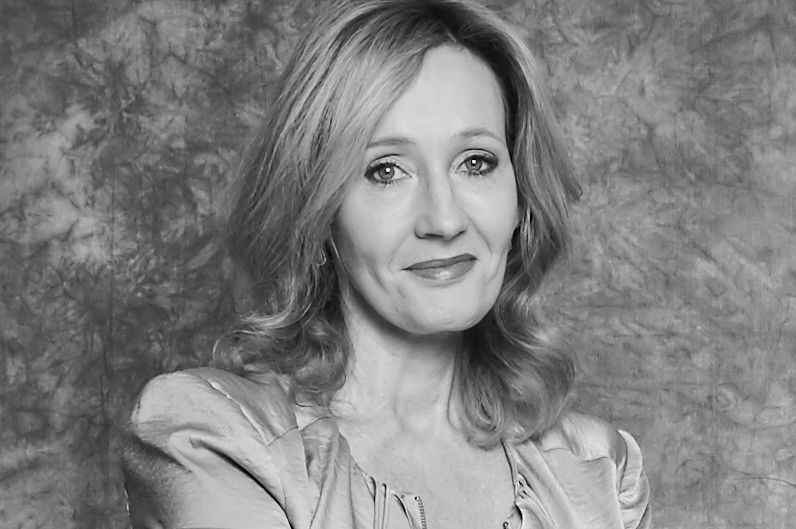 J. K. Rowling | © Debra Hurford Brown