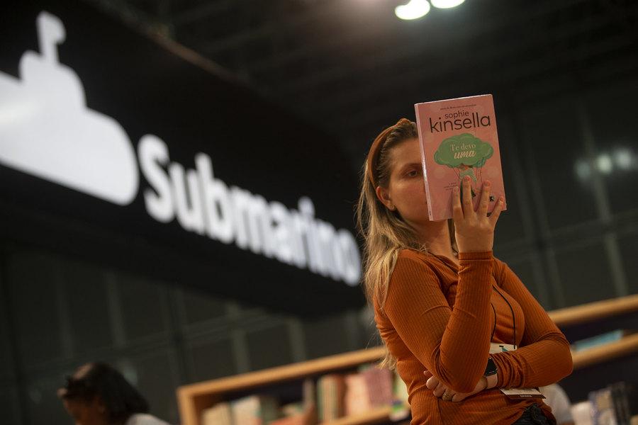 Submarino busca se reaproximar do mercado de livros | © Bienal Internacional do Livro Rio