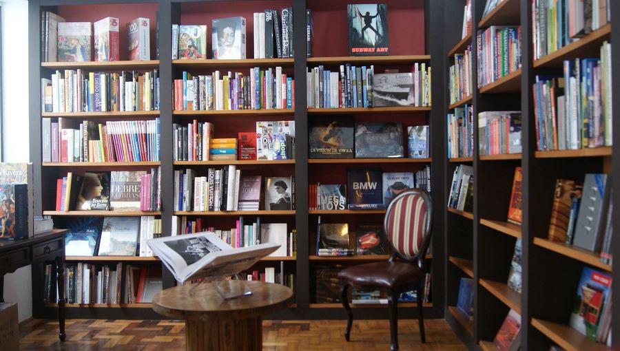 Com livrarias fechadas, vendas de livros derretem | Divulgação / Livraria da Vila