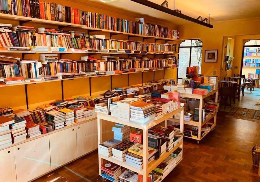 Livraria Mandarina | © Divulgação