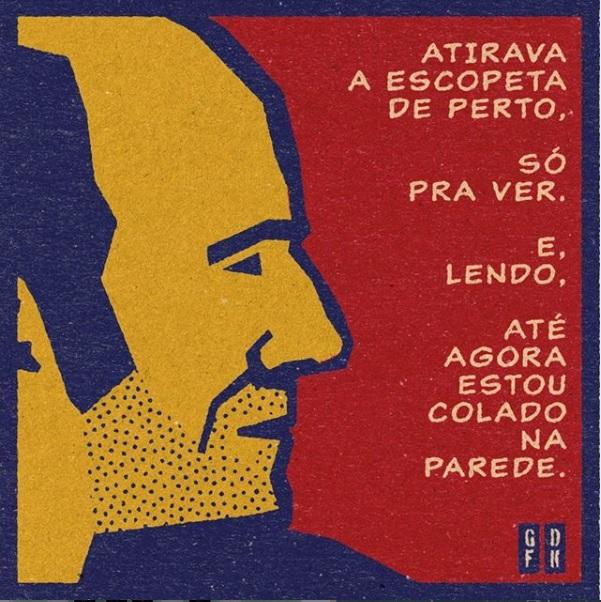 Em homenagem ao escritor Rubem Fonseca | © @coestelario