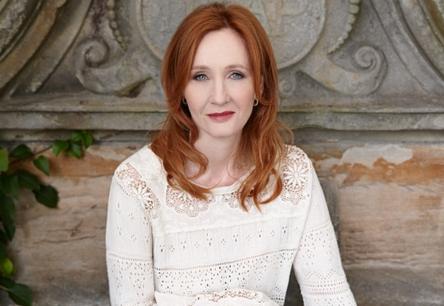 J.K. Rowling   © Site da autora