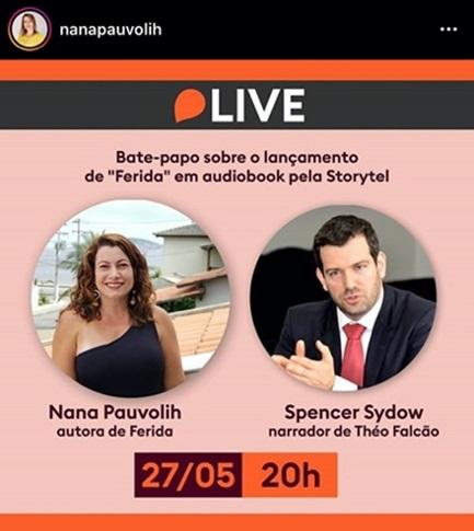 Post Nana Pauvolih Live