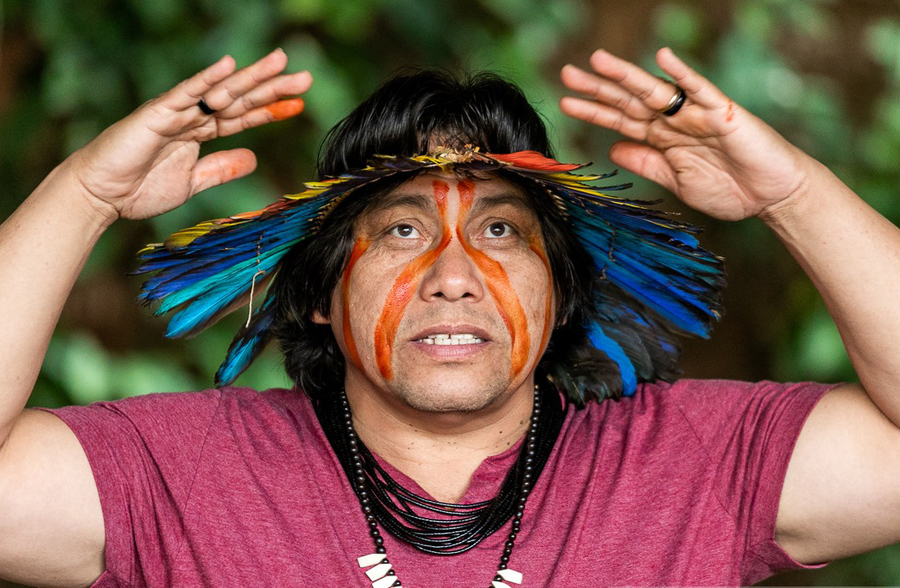 Daniel Munduruku | © Luciano Avanço
