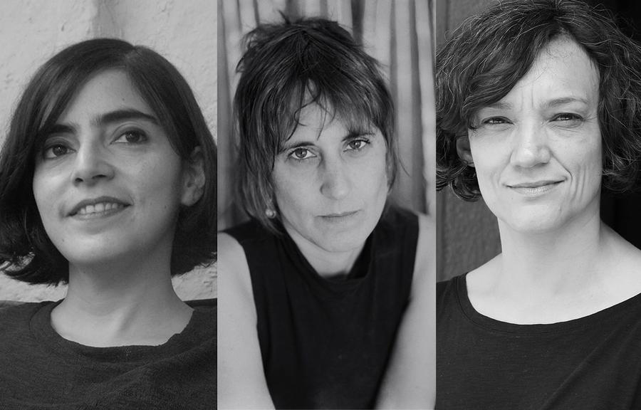 As chilenas Alia Trabuco Zeran, Alejandra Costamagna e María José Ferrada estarão no catálogo da Moinhos a partir de outubro | © Divulgação
