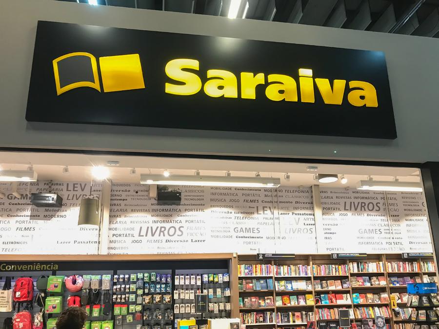 Saraiva fecha junho com prejuízo de R$ 17,3 milhões   © Fernando Dias / Shutterstock