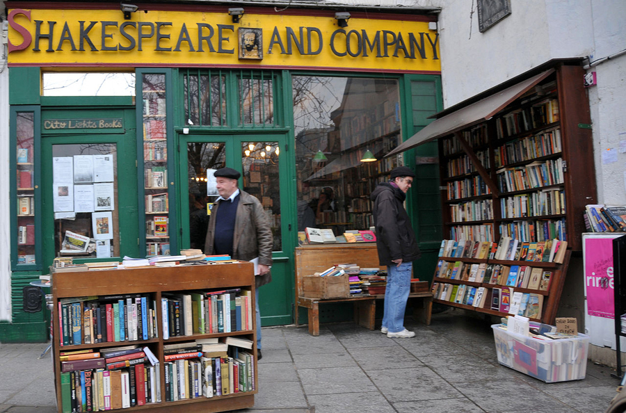 Shakespeare and Co. | © Serge Melki