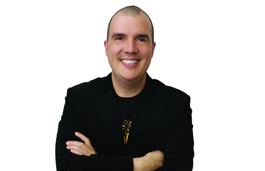 Bruno J. Gimenes é autor do livro 'Fitoenergética', o quarto livro mais vendido da semana | © Divulgação