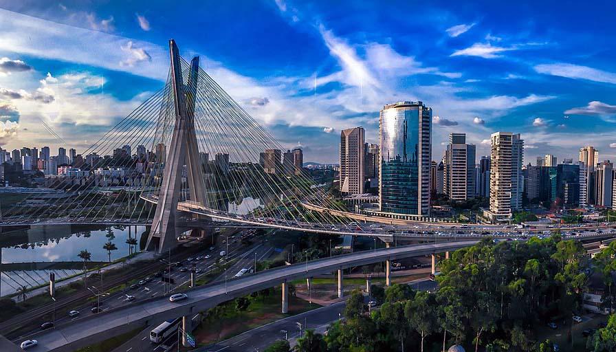 São Paulo | © Pixabay / Wiki Commons
