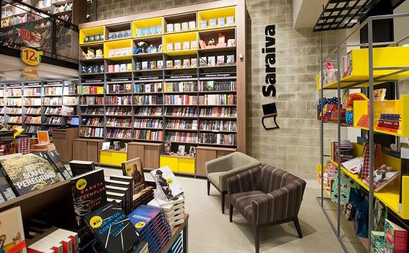 De acordo com consultor financeiro da Saraiva, há interessados em comprar o e-commerce da empresa centenária | © Humberto Sousa