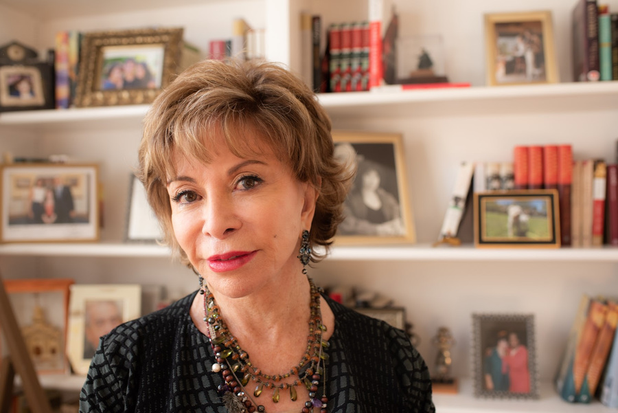 Isabel Allende é a ganhadora do Prêmio Liber 2020 | Divulgação