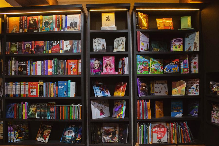 Décimo Painel do Varejo de Livros no Brasil aponta novo crescimento nas vendas em setembro. No acumulado do ano, a perda ainda é de 5,26% em valor e de 4,68% em volume   © Cris Vieira / Divulgação - Livraria do Comendador
