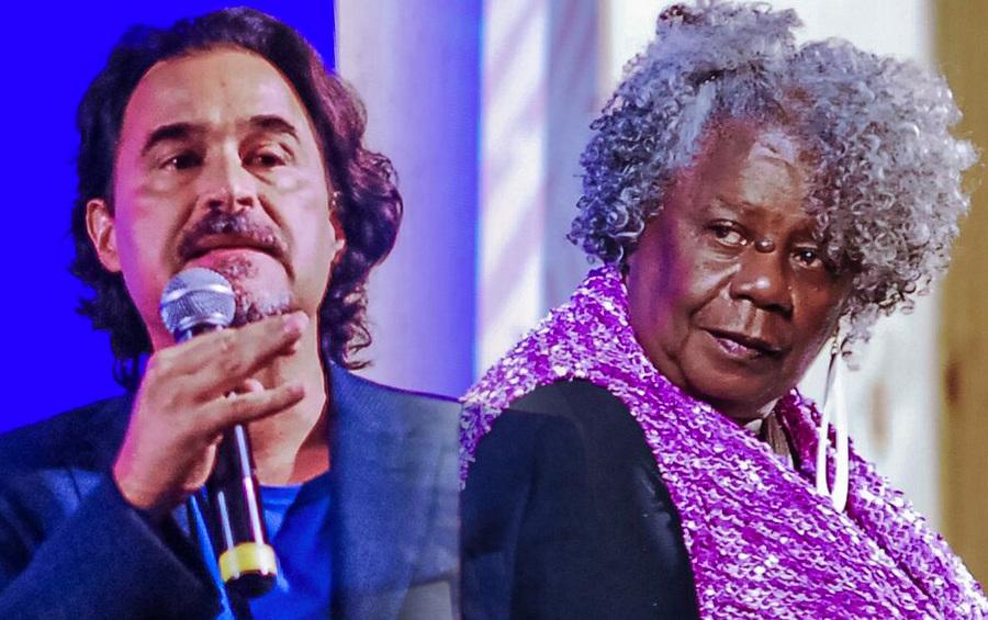 José Eduardo Agualusa e Conceição Evaristo são os homenageados da nona edição do Fliaraxá | © Redes Sociais do evento
