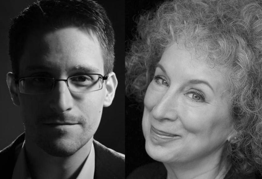 Edward Snowden e Margaret Atwood são destaques da Feira de Frankfurt neste fim de semana
