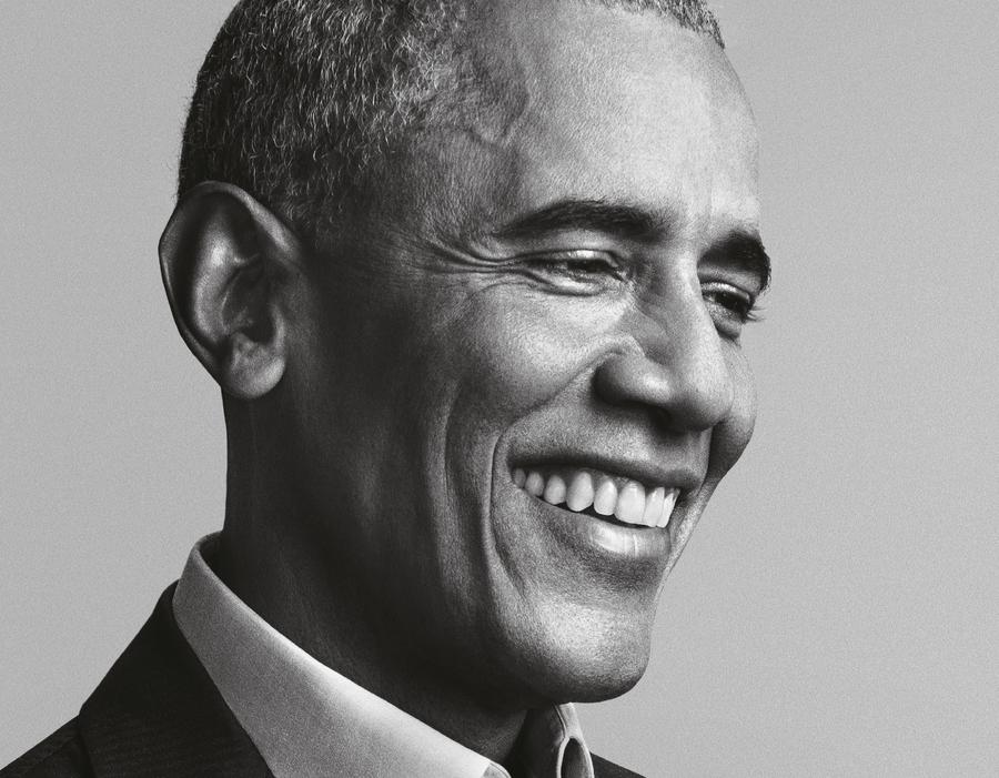 Primeiro tomo das memórias de Barack Obama alcança o topo da Lista dos Mais Vendidos do PublishNews | © Divulgação