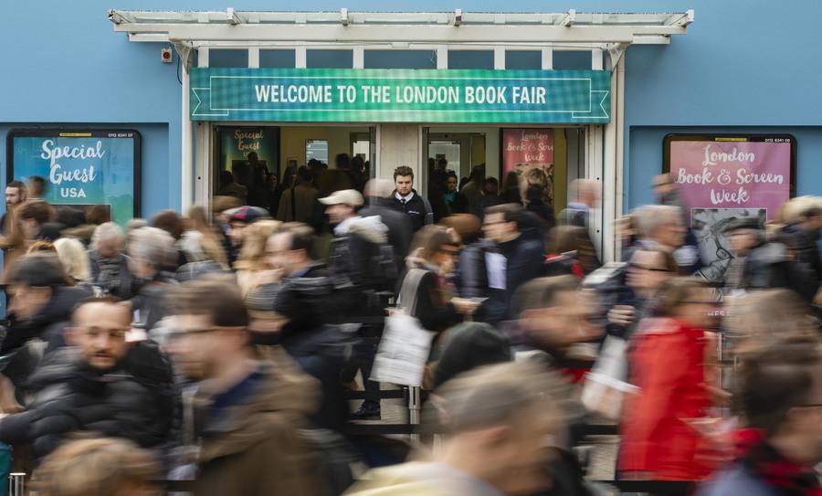 Em 2021, a Feira do Livro de Londres acontecerá excepcionalmente em junho | © Divulgação / LBF