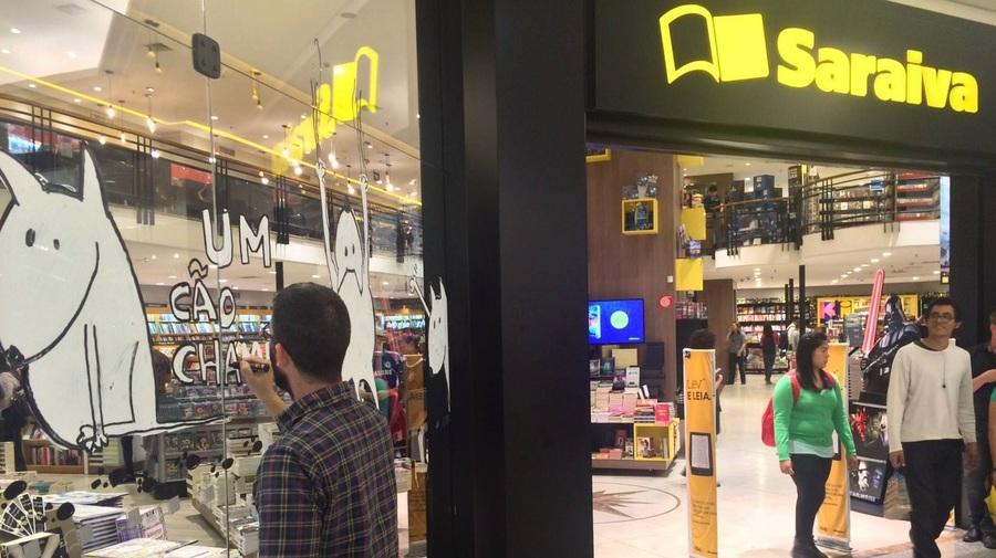 Saraiva encontra dificuldade em achar comprador para sua loja virtual | © Facebook da empresa