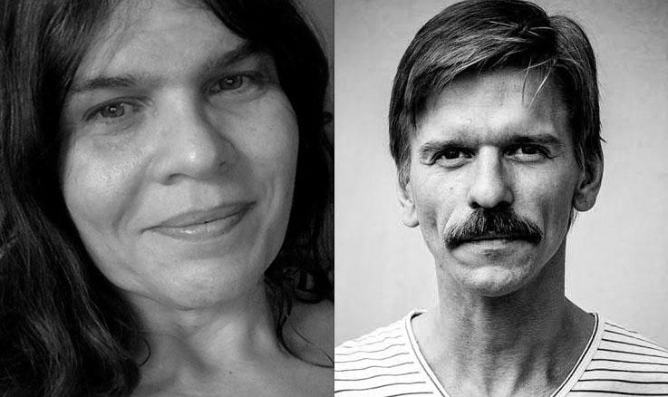 Claudia Lage e Marcelo Labes | © Redes Sociais / Pancho
