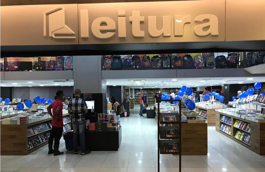 Livraria Leitura do Shopping Bahia | © Divulgação