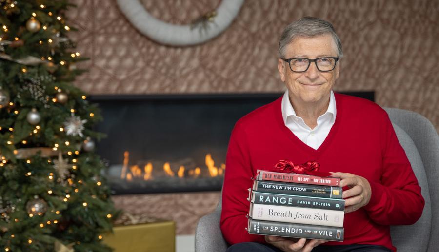 Bill Gates | © Divulgação / Blog Pessoal