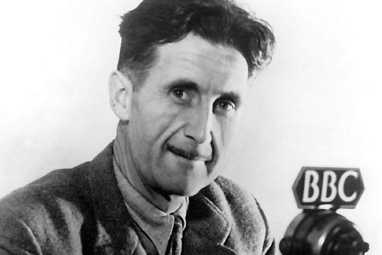 George Orwell | © BBC