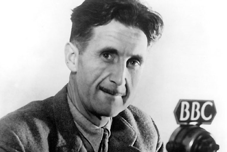George Orwell   © BBC