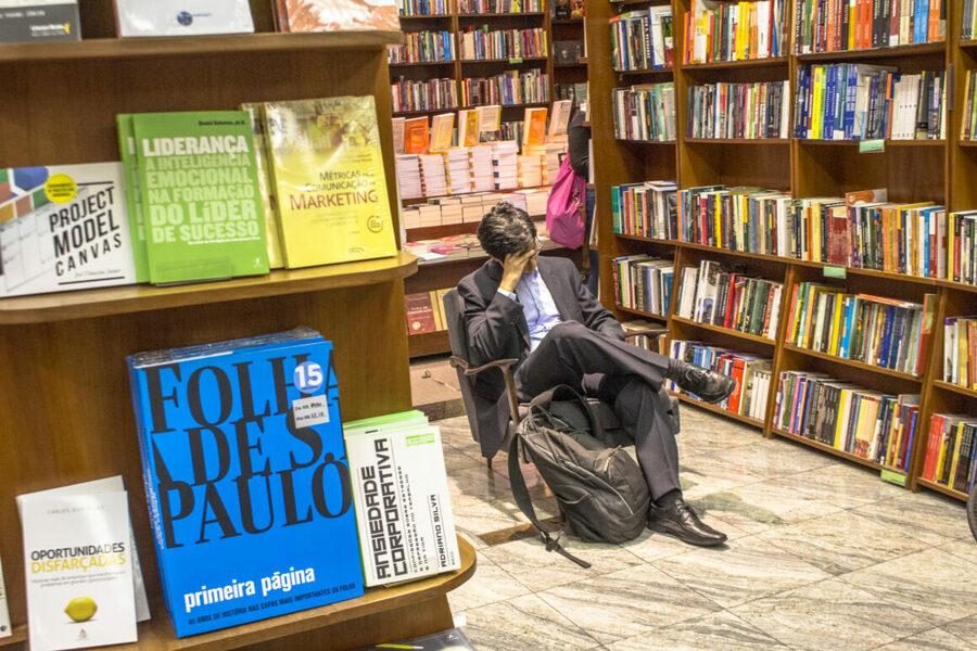Gerson Ramos faz considerações sobre o Painel do Varejo de Livros no Brasil – 2020 |© Alf Ribeiro / Shutterstock
