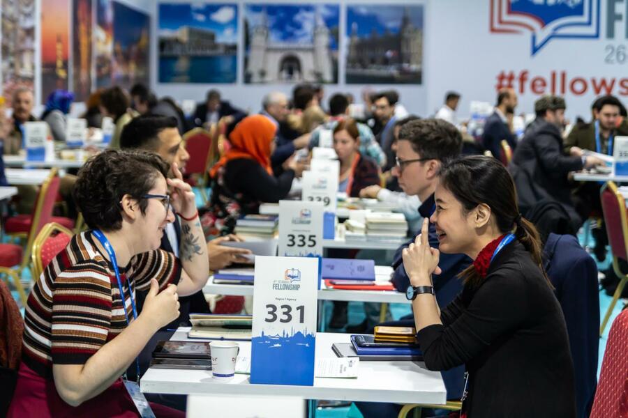 Organização do Istambul Fellowship espera 300 editores de todo o mundo para o evento marcado para acontecer em março de 2021 | © Divulgação