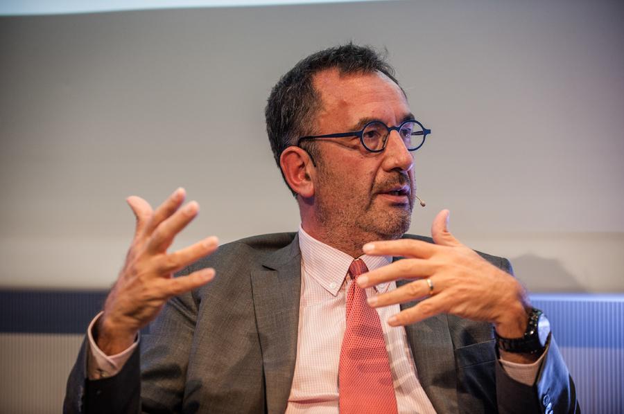 Arnaud Nourry   © Bernd Hartung / Frankfurt Book Fair