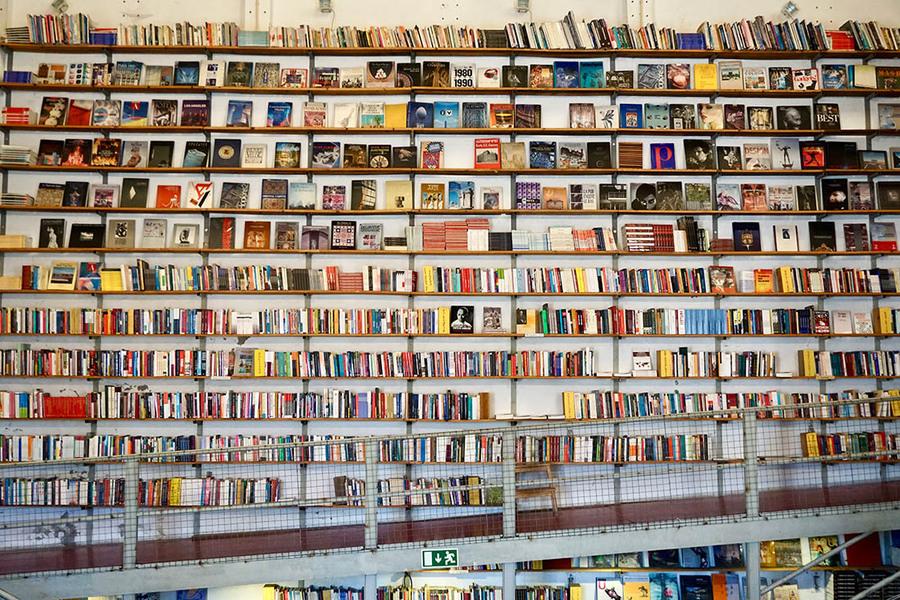 Livraria | © Samara Heisz / Sutterstock