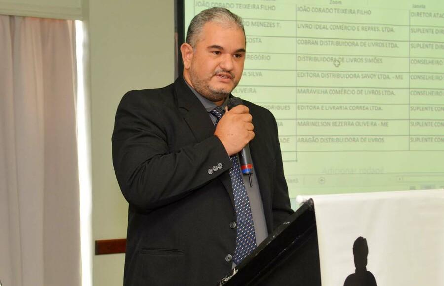 Marcio Tupinambá deverá ser reconduzido ao cargo de presidente da ABDL em eleições marcadas para o próximo dia 31 | © Elisângela Borges / Divulgação ABDL