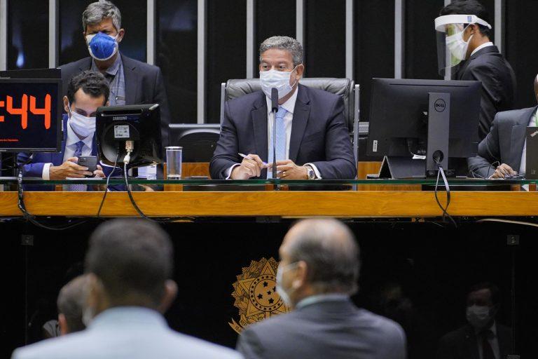 Deputados aprovaram, em primeiro turno, a PEC Emergencial que prevê minirreforma tributária que pode afetar o setor do livro   © Pablo Valadares / Câmara dos Deputados