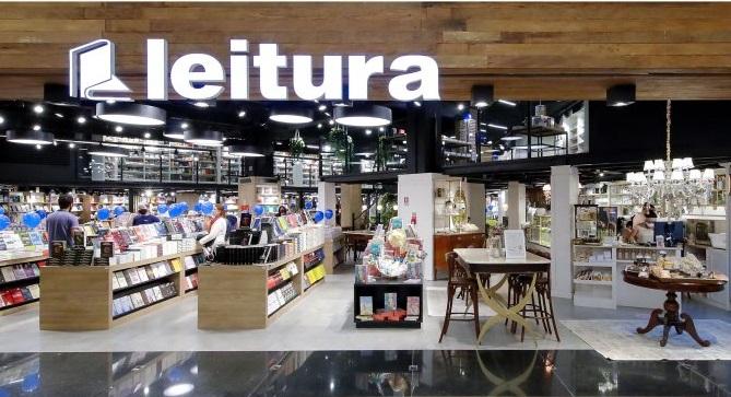 Fachada da Leitura no ParkShopping Brasília | © Site do Shopping