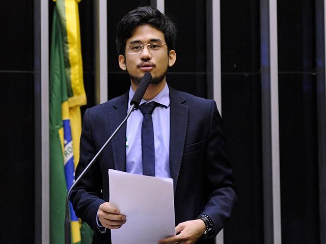 O deputado Kim Kataguiri assumiu a relatoria do PL na Comissão de Finanças e Tributação da Câmara | © Agência Câmara