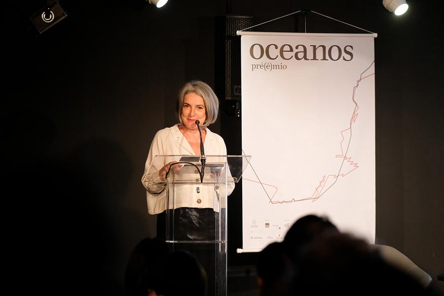 Selma Caetano, coordenadora do novo projeto de Mapeamento das Literaturas em Língua Portuguesa | © Agência Ophelia
