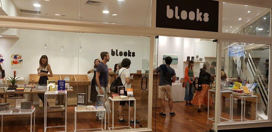Blooks da rua Voluntários da Pátria, inaugurada em 2019 no Rio de Janeiro, encerrou as suas atividades | © Facebook da livraria