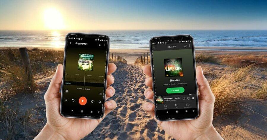 Stoytel e Spotify anunciam parceria | Montagem cortesia da Booktugg