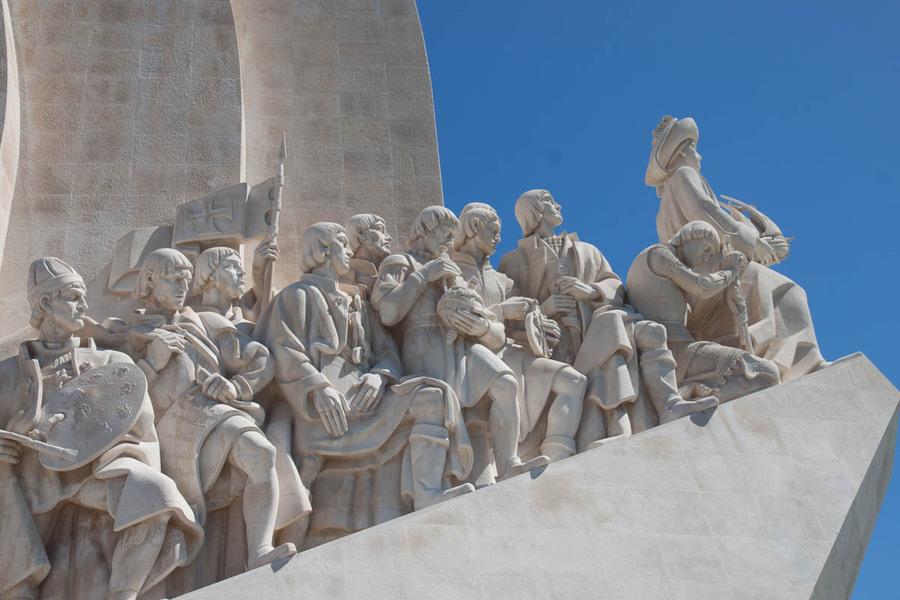 Monumento aos descobrimentos   © Tedd Santana / Wikicommons