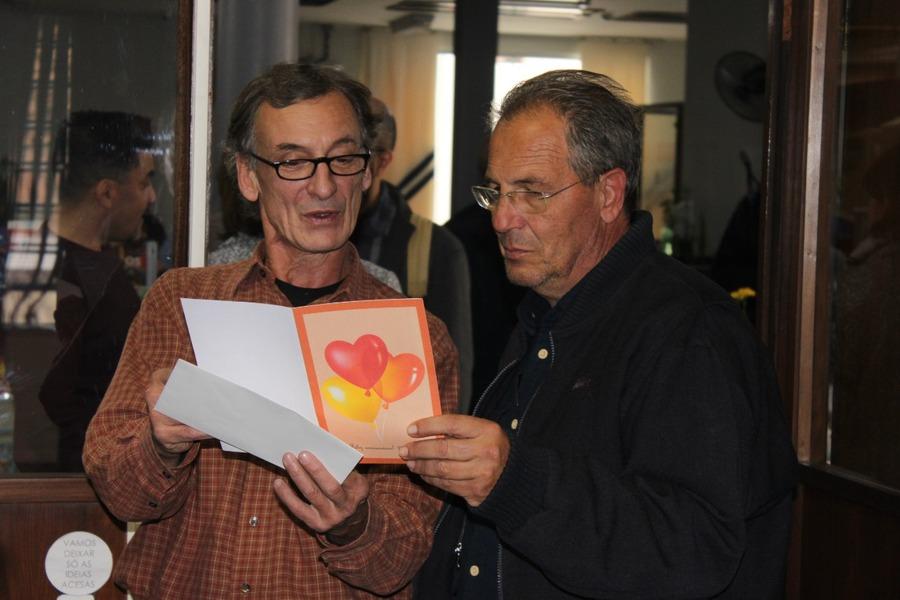 Julio e Roberto serão homenageados no Prêmio PublishNews 2020. Cerimônia acontece no próximo dia 12   Divulgação