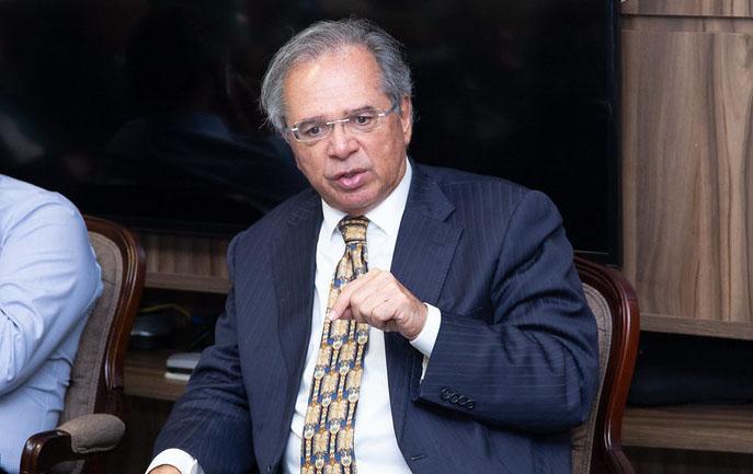 Paulo Guedes | © Ministério da Economia / Hoana Gonçalves