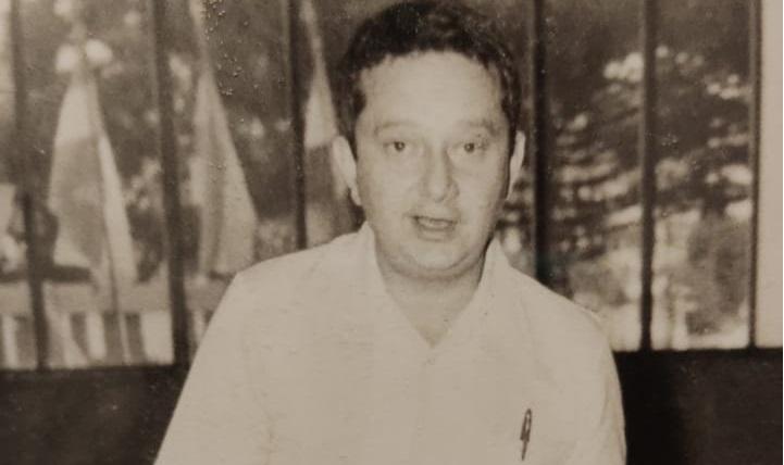 Romeno, Dinu Manole chegou ao Brasil nos anos 1960 e logo depois fundou a sua própria editora, a Manole | © Acervo da família
