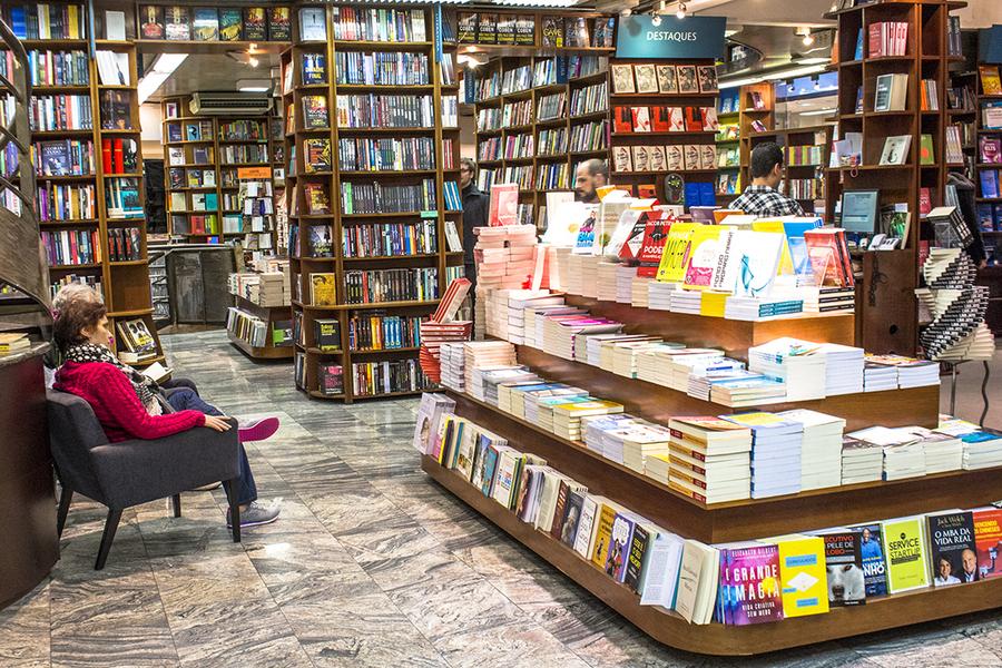 Livraria Martins Fontes | © Alf Ribeiro / Shutterstock