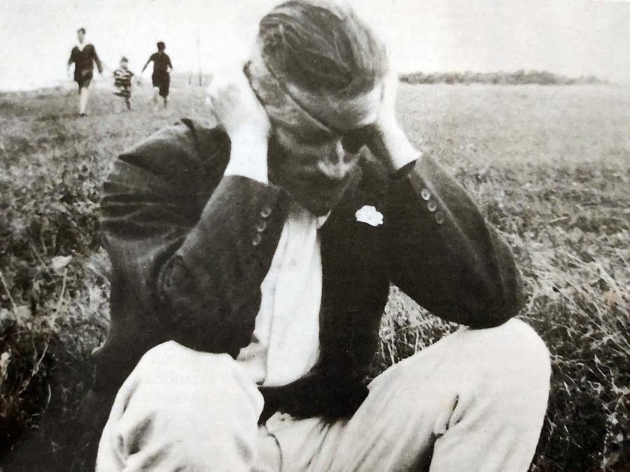 James Joyce na década de 1920 | © Divulgação