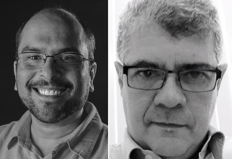 Diogo Monteiro e Fabio Castro | © Felipe Ferreira / Divulgação