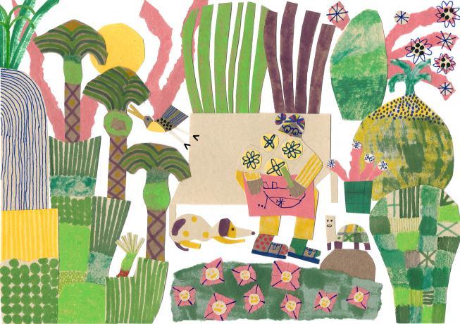 Obra de Fernanda Massotti selecionada para o Catálogo