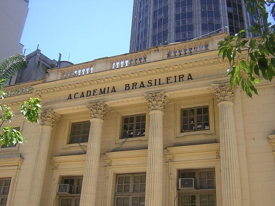 Academia Brasileira de Letras celebra seu 124º aniversário | ©Wolfhardt / Wikicommons
