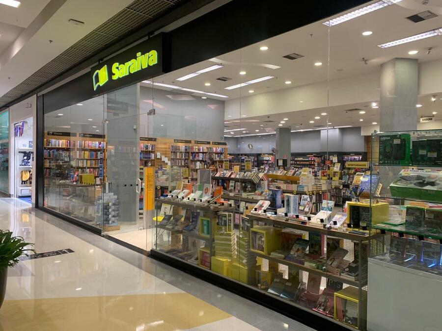 Em maio, a Saraiva tentou vender parte de suas lojas e/ou seu e-commerce, sem conseguir comprador. Juiz agora autoriza novo leilão. | © Luciana Sousa